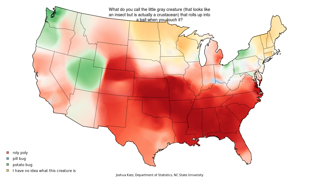 Soda or Pop The AgeOld Debate is Visualized in a Map of Regional